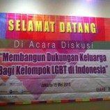 Membangun Dukungan Keluarga Untuk LGBT