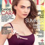 Tampil Perdana di Vogue, Cara Delevingne Curhat Dirinya Lesbian