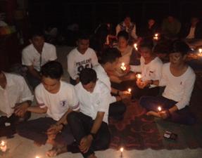 Renungan MRAN 2015 Maleo Sulteng (Foto : Maleo Sulteng)