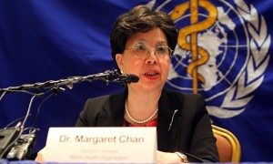 Dr Margaret Chan.Foto:www.theguardian.com