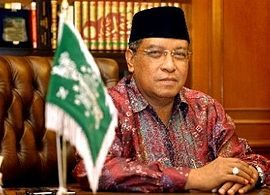 Prof. Dr. KH Said Aqiel Siradj, MA. Foto,id.wikipedia.org