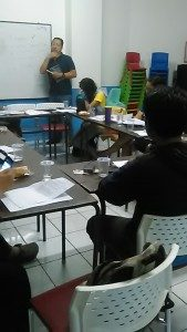 Suasana diskusi (Foto : Oriel)