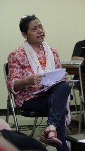 Siti Noor Laila Anggota Komisioner Komnas HAM (Foto : Riki/Suara Kita)