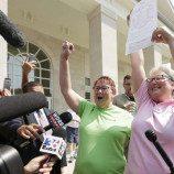 Pasangan Yang Ditolak Kim Davis, Akhirnya Menikah