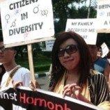 Transgender Ditangkap Polisi Syariah Aceh Barat
