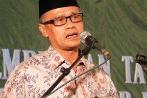 Haedar Nashir, Ketua Muhamadiyah periode 2015 - 2020 (Sumber : www.islamkini.com)