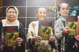 Penyintas tragedi 65 (sumber : www.thejakartapost.com)
