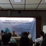 [Liputan] Mengukur Kebebasan Beragama Di Jawa Barat