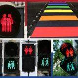 Rambu Lalu Lintas LGBT di Utrecht