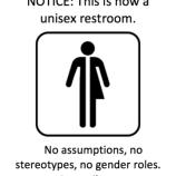 Universitas Tanpa Tanda Identitas Gender di Tiap Toiletnya
