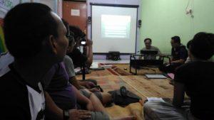 Suasana Diskusi (Foto : Baim/Suara Kita)