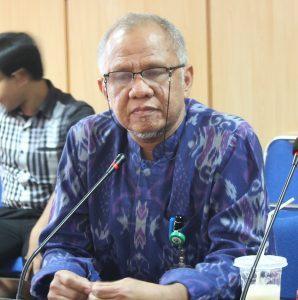 Dr. Fidiansyah (Foto : Teguh Iman/ Suara Kita)