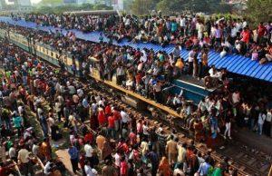 Mudik-di-Bangladesh