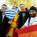 Parade Pegiat LGBT Untuk Kesetaraan di Montenegro