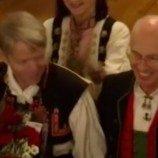 Pernikahan Sejenis Pertama di Gereja Norwegia