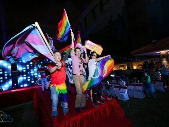 Festival Mardi Gras Pertama Untuk LGBT Vietnam