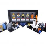 Lesbian Pertama Yang Pergi Ke Luar Angkasa Diabadikan Dalam Koleksi Terbaru LEGO