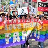 Tokyo Rainbow Parade 2017 Dihadiri Oleh Ribuan Orang