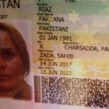 Pakistan Menerbitkan Paspor Pertama Dengan Penanda Gender X