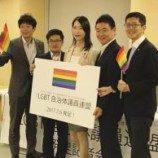 Seorang Politisi Jepang Melela Ketika Anggota Legislatif Berkoalisi Membela Hak LGBT