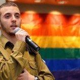 Saya Sachar Erez, Tentara Transgender Pertama Israel