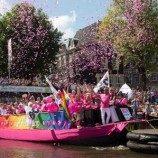 Untuk Pertama Kalinya LGBT Iran Merayakan Pride Parade Walau Harus Merayakannya di Amsterdam