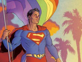 Organisasi GLSEN Memberi  Penghargaan Visionary Award 2017 Untuk Dukungan DC Entertainment Kepada LGBT