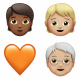 Emoji Gender-Netral Terbaru dari Apple