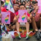 Taiwan Menyelenggarakan Pride Parade Terbesar di Asia Sambil Menunggu Legalisasi Kesetaraan Pernikahan