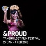 Acara LGBT Terbesar Myanmar Kembali Diadakan Di Yangon