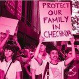 Warga New York Menggelar Demo Sebagai Protes Persekusi Gay di Chechnya