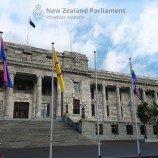 Selandia Baru Menjadi Negara Pertama di Dunia yang Mengibarkan Bendera Interseks Di Parlemen