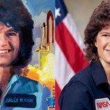 Astronot Lesbian Pertama Amerika Diabadikan Dalam Prangko