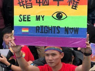 Taiwan: Setahun Lagi Untuk Legalisasi Kesetaraan Pernikahan