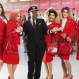 Virgin Meluncurkan Penerbangan Pertama di Dunia yang Keseluruhan Awaknya LGBT