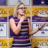 Kyrsten Sinema Senator Biseksual Pertama dari Arizona