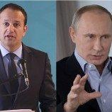 Leo Varadkar Menantang Vladimir Putin Tentang Hak-Hak LGBT