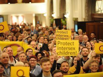 Parlemen Eropa Menyerukan Perlindungan Hak Interseks