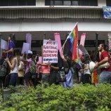 Women's March Malaysia Mendorong Penegakan Hak-Hak LGBT