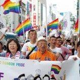 Komunitas dan Pendukung LGBT Jepang Merayakan Tokyo Rainbow Pride ke-25
