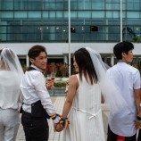 Cina dan Hong Kong Belum Mau Mengikuti Taiwan dalam Urusan Legalisasi Kesetaraan Pernikahan