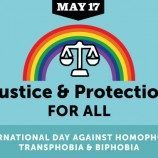 IDAHOT 2019: Keadilan dan Perlindungan untuk Semua