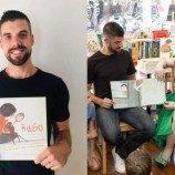 Yohann Devezy Menulis Buku LGBT untuk Anak-Anak Terinspirasi dari Masa Kecilnya