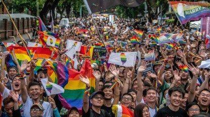 Mengapa Taiwan Menjadi yang Pertama di Asia untuk Melegalkan Kesetaraan Pernikahan