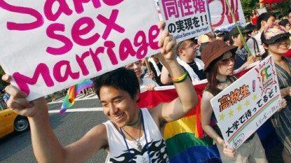 Pemujaan Tradisi Dapat Mengancam Kesetaraan Pernikahan di Jepang