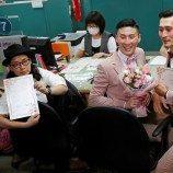 100 Hari Legalisasi Kesetaraan Pernikahan di Taiwan