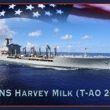 Angkatan Laut Membangun Sebuah Kapal yang Dinamai Harvey Milk, Enam Dekade Setelah Ia Diusir dari Militer karena Orientasi Seksualnya