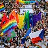 Dua Pertiga Warga Republik Ceko Mendukung Hak LGBT