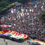 Taiwan Menjadi Tuan Rumah 'Pride Parade For The World'