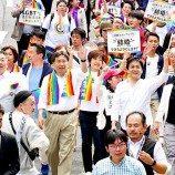 Perusahaan di Jepang yang Membahas Masalah LGBT Baru 10%